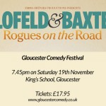 Blofeld & Baxter: Rogues on the Road